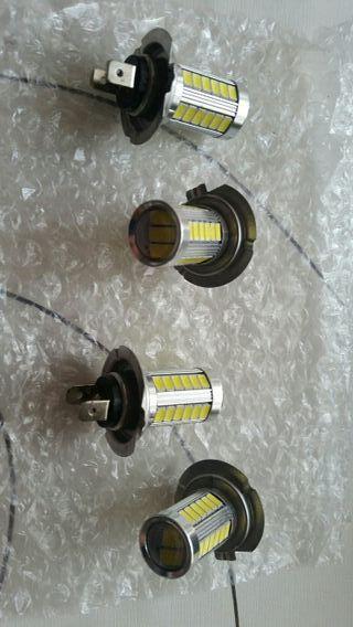 bombillas led h7 xenon