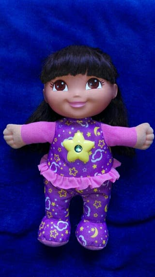 muñeca Dora Exploradora