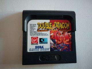 Double Dragon Sega Game Gear