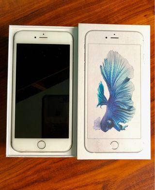 IPhone 6s Plus blanco