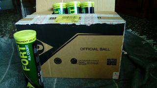 pelotas de tenis dunlop fort