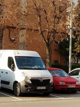 Opel Movano 2012