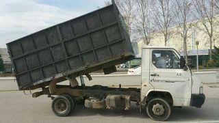 Alquiler con chofer el día 60€ 3.500 Kilos camion