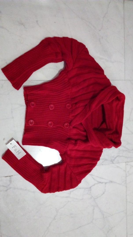 chaqueta lana con etiqueta + regalo