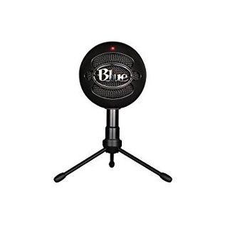 microfono snowball ice negro