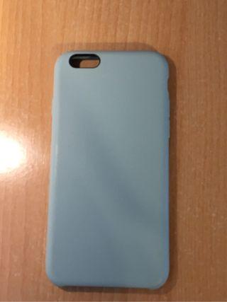 Funda azul iphone 6 o 6s