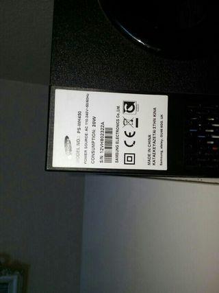 barra de sonido Samsung PS-WH450