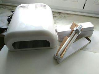 Lámpara profesional LED para secado de gel