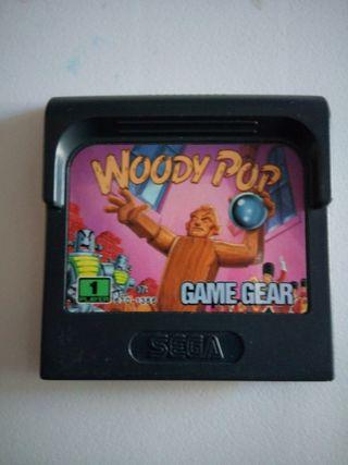 Woody pop sega gamegear