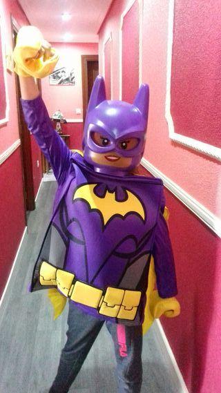 disfraz batgirl original