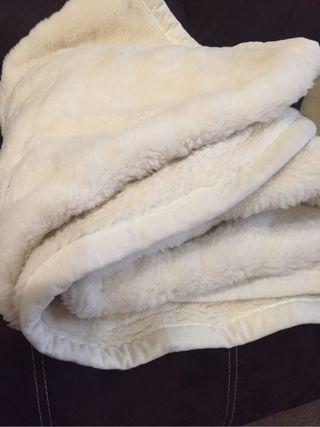 Manta de lana merino