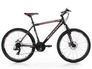 Bicicleta montaña mtb26 aluminio Shimano 24v