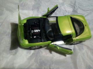 coche coleccionista corvette nuevo