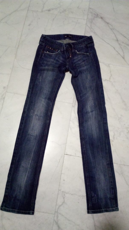pantalon Blanco 34