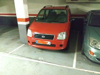 Parking alquiler