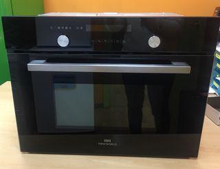 Horno microondas grill 3 en 1 encastrable 45 cm