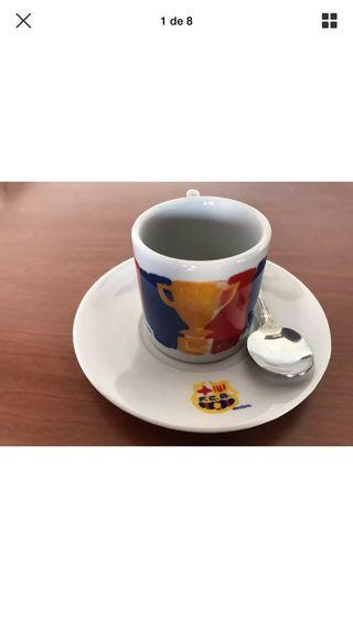 Tasas cafe fc barcelona