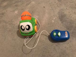 Hormigonera juguete luces y mando