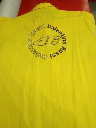Camisa valentino Rossi