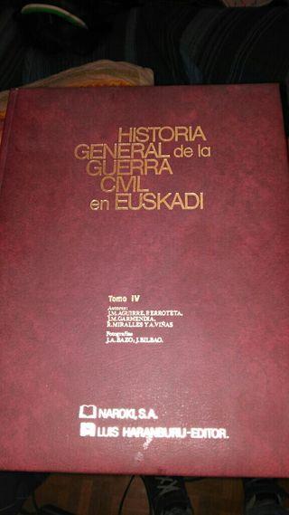 historia de la guerra civil en España