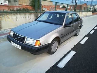 Volvo 440GL 1990