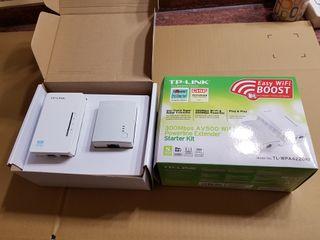 Adaptador PCL TP-LINK AV500