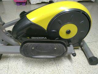 bicicleta elíptica Diadora