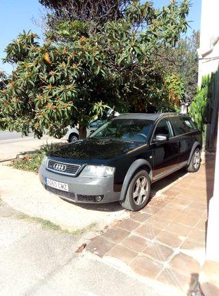 Audi Allroad 2003, 2.5TDI 180cv 4x4 con reductora