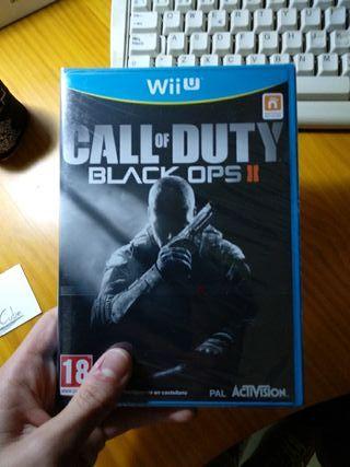 Call of duty Black ops II V. Wii U