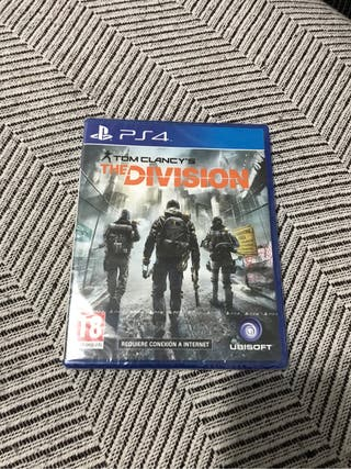 Juego the Division play 4