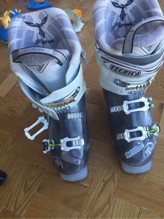Botas nuevas Ski Talla 38