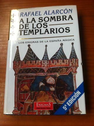 A LA Sombra De Los Templarios De Rafael De Alarcon