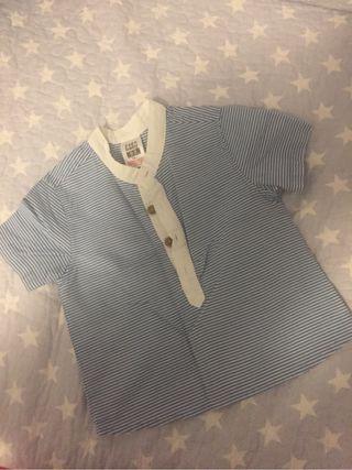 Camisa zara bebe