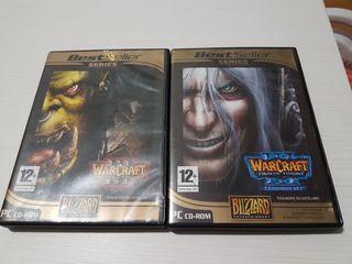 warcraft 3 juegos pc