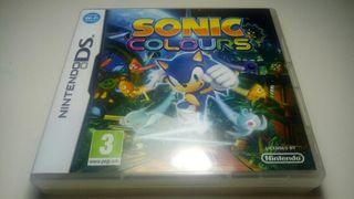 Juego Para Nintendo DS Sonic Colours