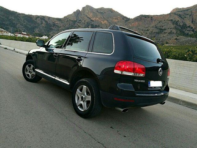 Volkswagen Touareg 3.0tdi v6