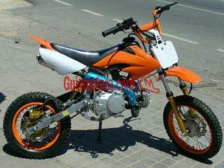 Despiece pitbike 125cc