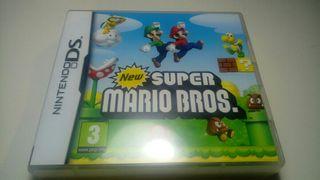 Juego Para Nintendo Ds New Super Mario Bros
