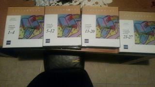 libros de preparacion para la E.S.O marca CEAC