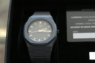 Reloj D1 Milano ASO3 Gold