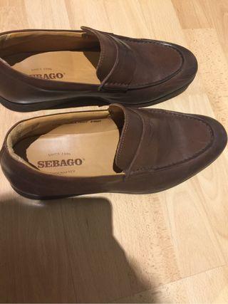 Zapatos piel Sebago