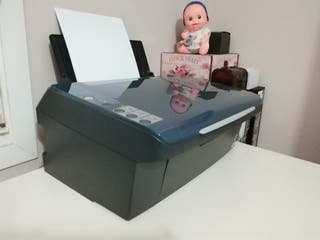 Impresora, escaner