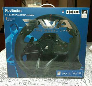 Volante PS4-PS3 Hori Apex Wheel