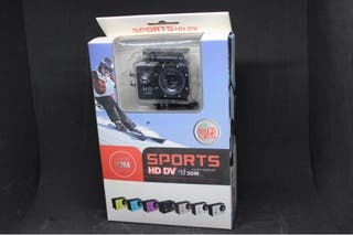 Camara deportes wifi 1080p