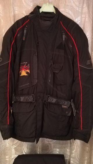 chaqueta y pantalón de cordura talla 42, una 46/48