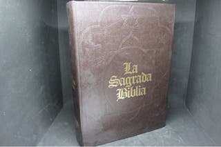 Libro La Sagrada Biblia