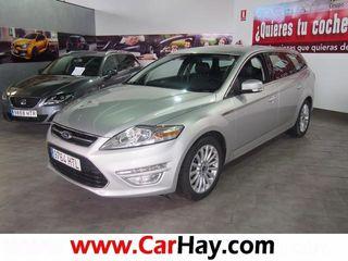 Ford Mondeo SportBreak 2.0 TDCI Titanium 103 kW (140 CV)