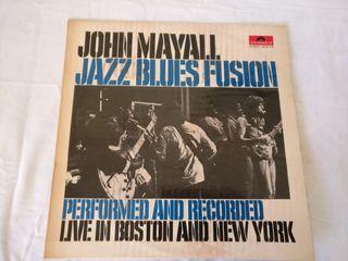 JOHN MAYALL - JAZZ BLUES FUSIÓN