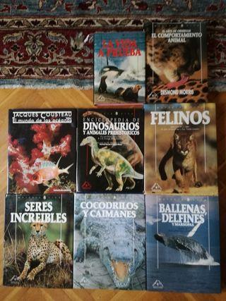 Libros de la vida animal