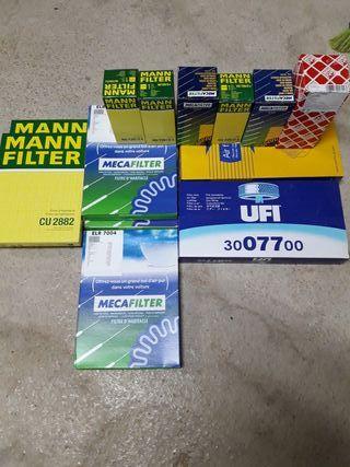 kit filtros seat leon